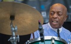 Roy Hayes @ Marcus Garvey Park, NYC, 2012.
