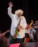Sonny Rollins @ Detroit Jazz Festival, 2012.