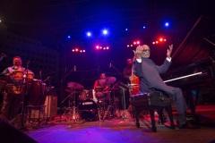 Ahmad Jamal @ Detroit Jazz Festival, 2013