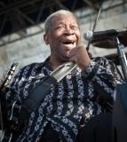 B.B. King @ Newport Jazz Festival, RI, 2007.