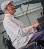 McCoy Tyner @ Detroit Jazz Festival, 2013