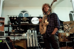 Pat Metheny with Orchestrion @ Brooklyn, 2009.