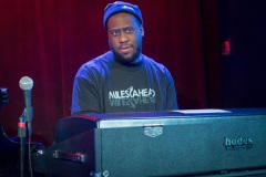 Robert Glasper @ Le Poisson Rouge, NYC, 2014.