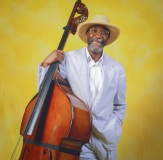 Ron Carter @ The Avator Studios, NYC, 1999.