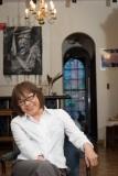 Toshiko Akiyoshi @ her home, NYC, 2006.